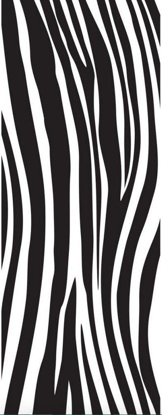 Textura Into The Wild Zebra