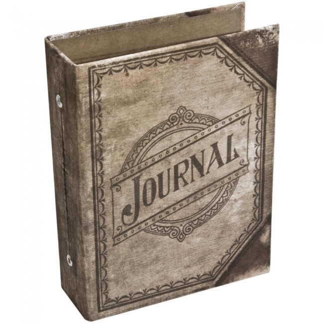 Journal Worn Cover