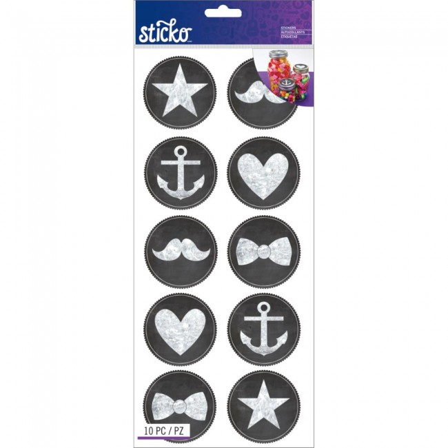 Large Icons Stickers