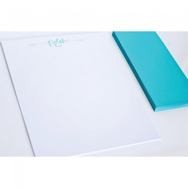 Notes Foiled Stationery -40% DESCUENTO