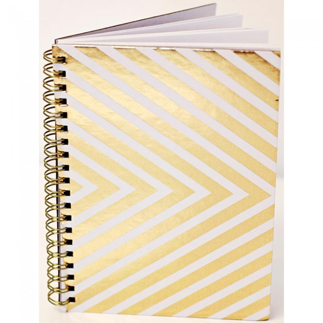 Studio Gold Notebook