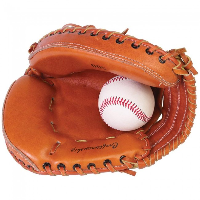 Papel estampado Una cara 12x12 Basics Die Cut Baseball Glove