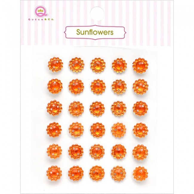 Sunflower Orange