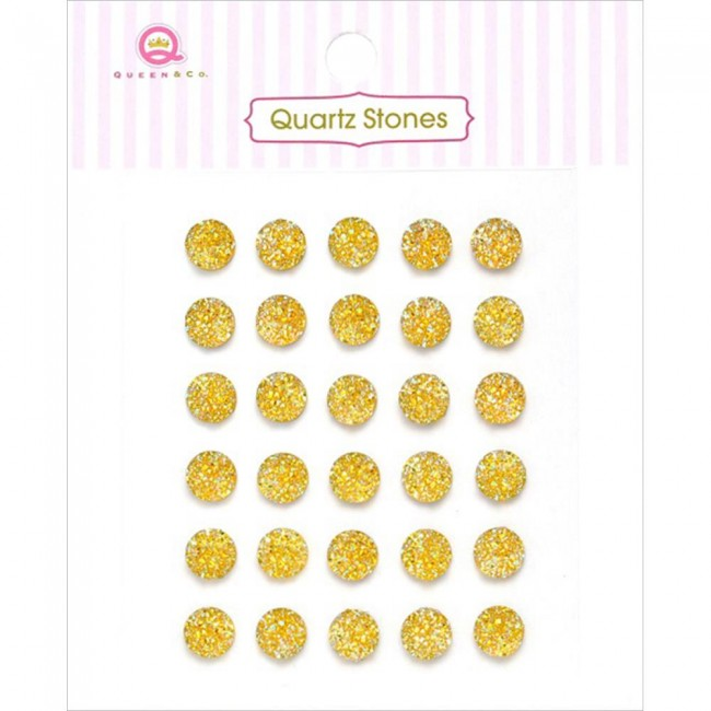 Quartz Stones Yellow