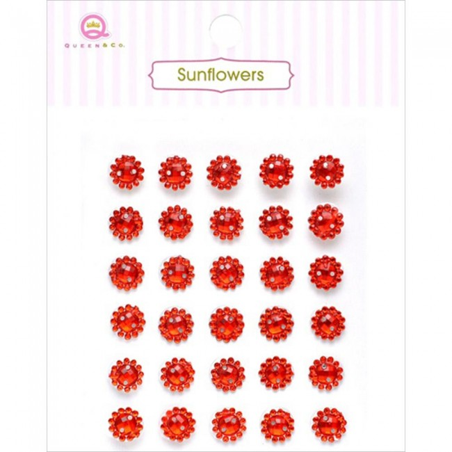 Sunflower Red