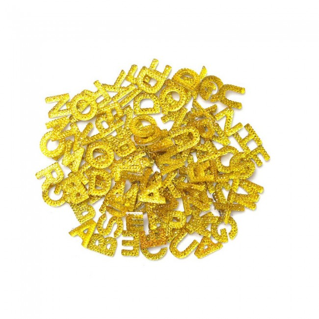 Alphabits Yellow