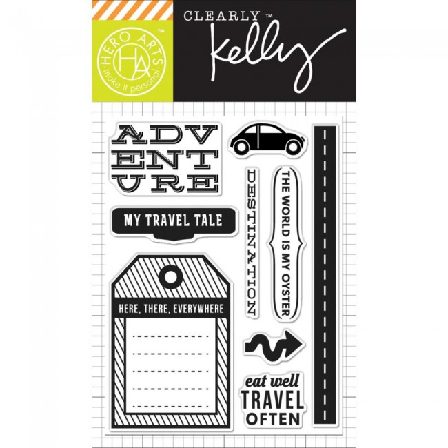 Sellos Kelly Purkey Destination