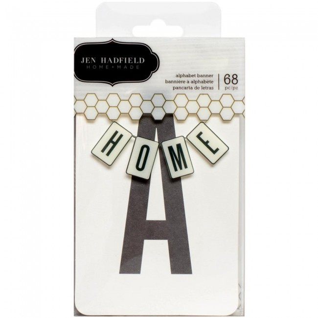Alphabet Banner Kit DIY Home