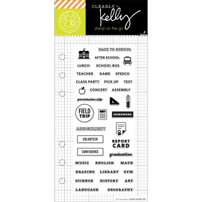 Sellos School Planner Kelly Purkey