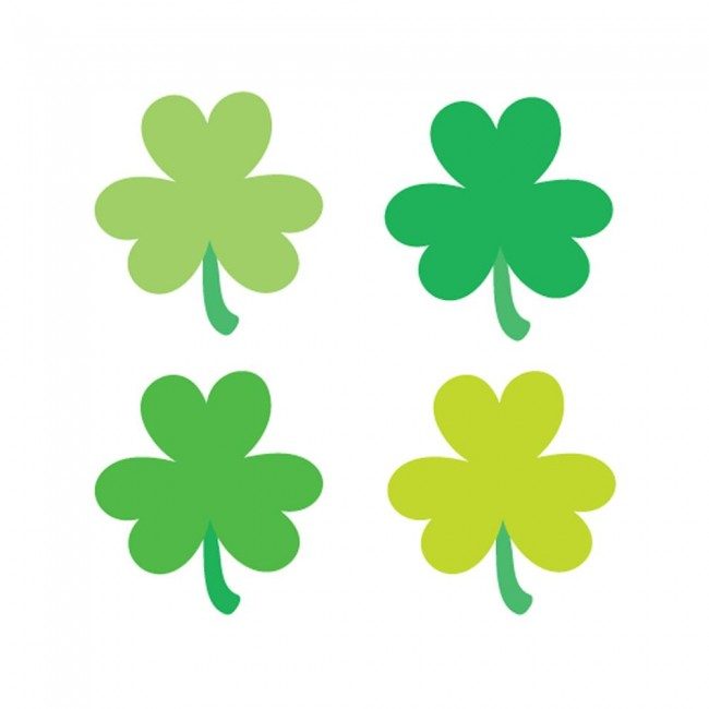 Clovers Mini Icons Stickers