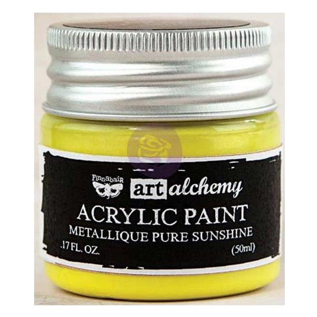 Pintura acrílica Metallique - Pure Sunshine