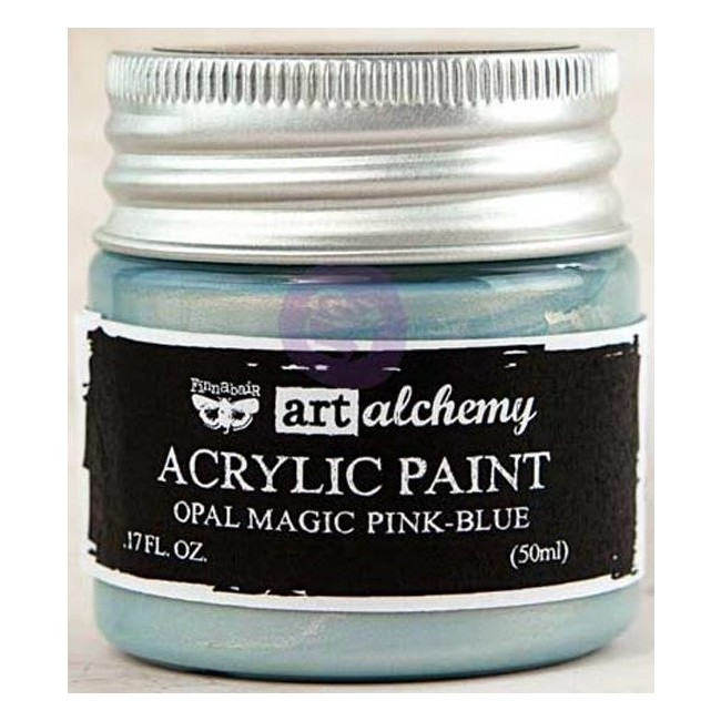 Pintura acrílica Opal Magic   Pink/Blue