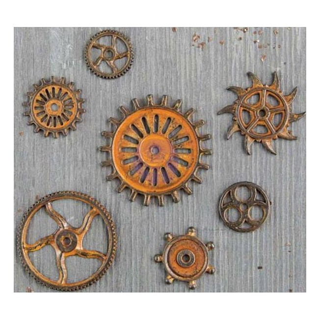 Rustic Gears Mechanicals