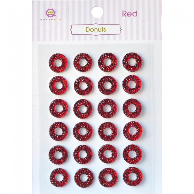 Donuts Red
