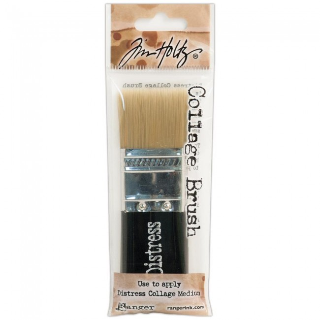 "1-1/4"" Collage Brush Tim Holtz"