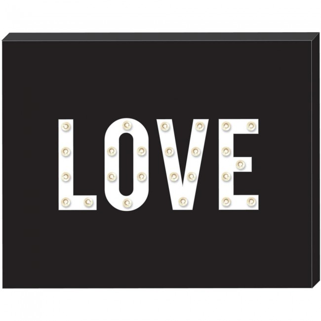 Love Box Marquee Love