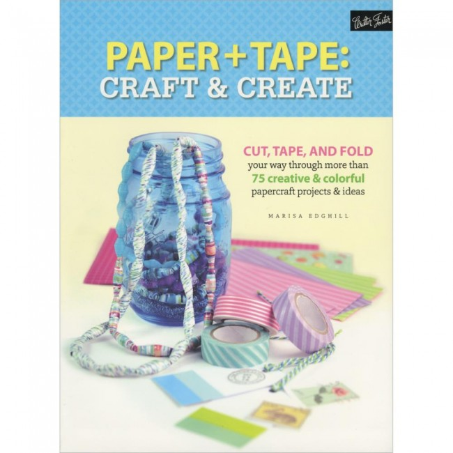 Libro Paper+Tape: Craft & Create