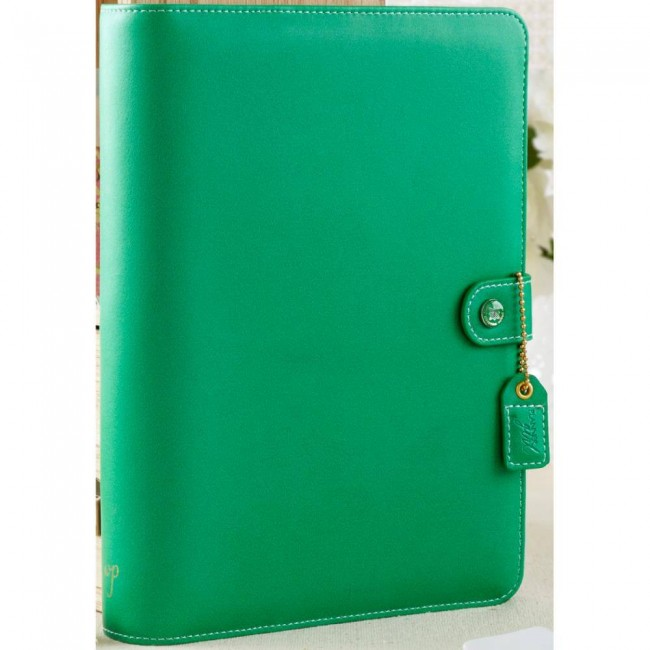 Agenda A5 Color Crush Personal Planner   Summer Green