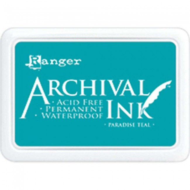 Tinta Archival Ink Paradise Teal