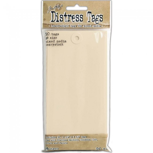 Kit Tags Distress Tim Holtz   #8