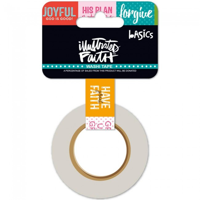 Washi Tape Basics - Whispers