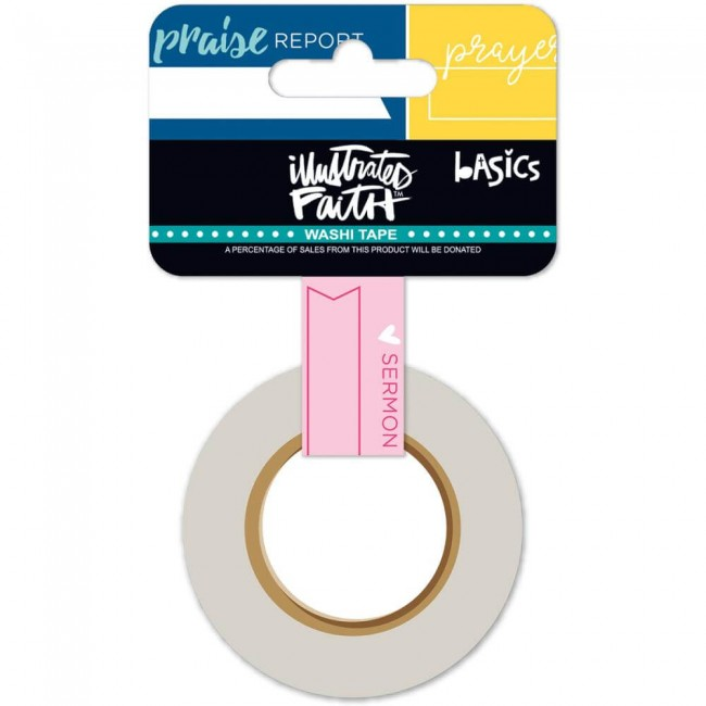 Washi Tape Basics - Document It