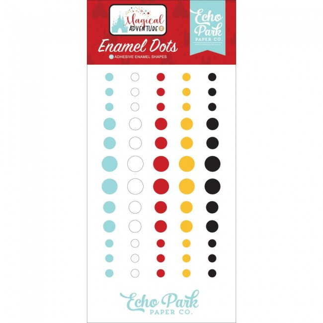 Enamel Dots Magical Adventure 2