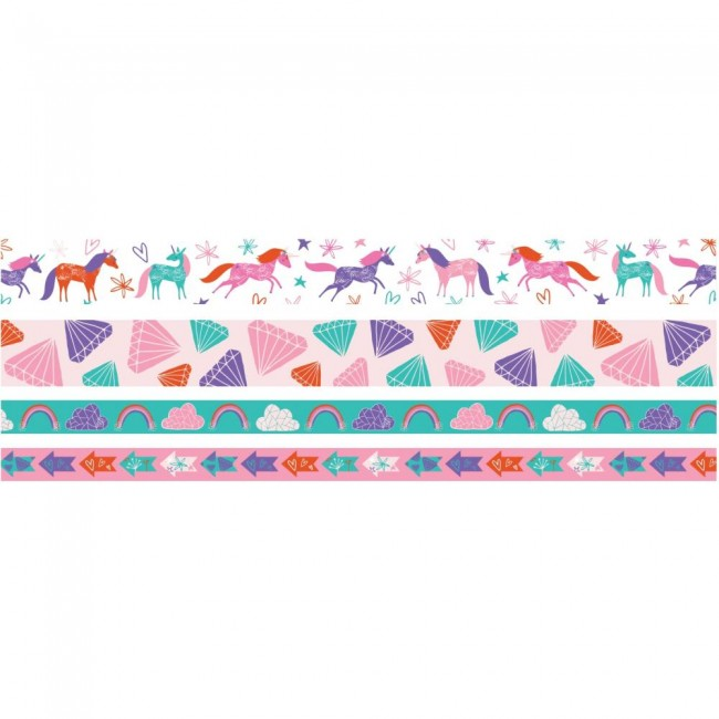 Set de Washi Tape Unicorn