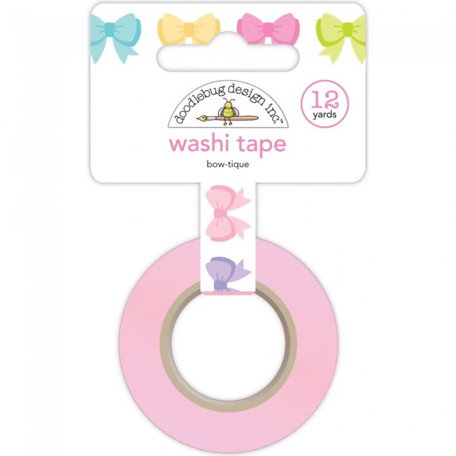 Washi Tape Hoppy Easter Bow-Tique