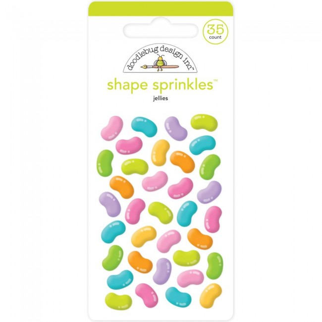 Enamel Hoppy Easter Jellies