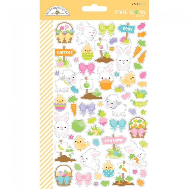 Pegatinas Hoppy Easter Mini