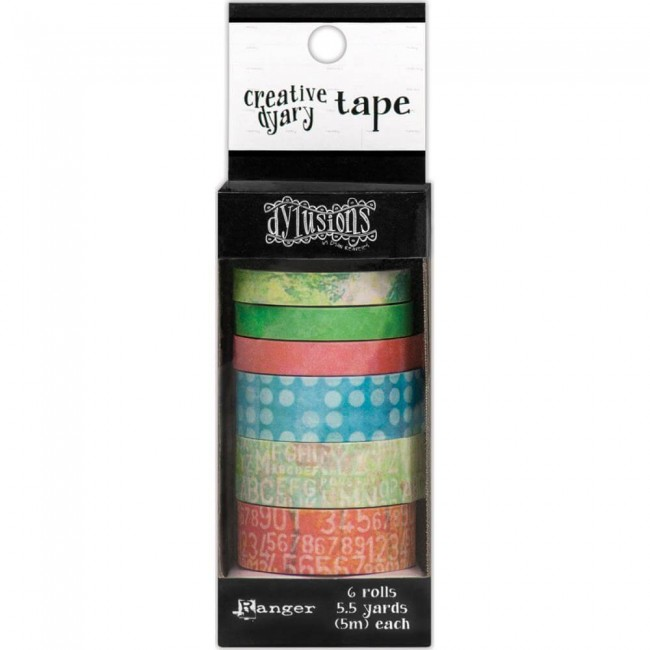Washi Tape Creative Dyary