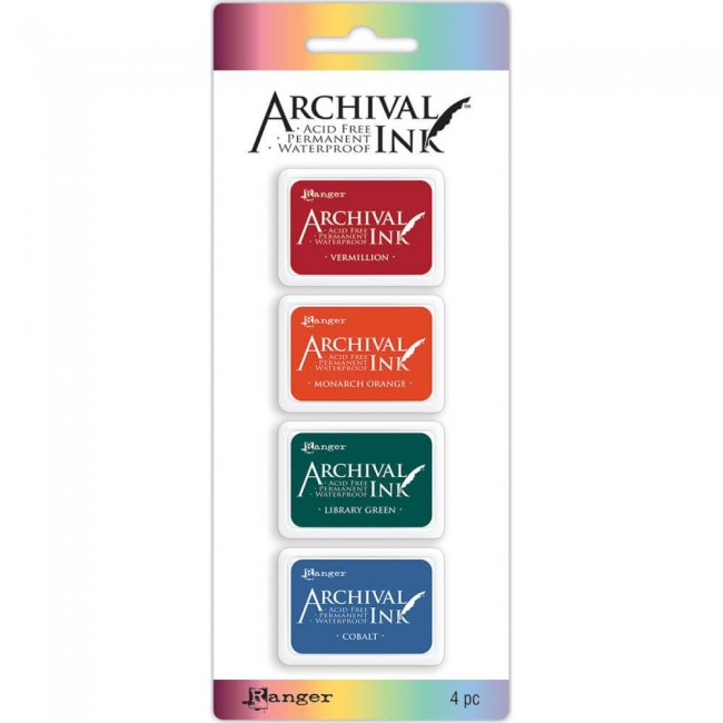 Kit Tinta Mini Archival Ink #1