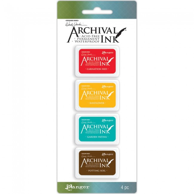 Kit Tinta Mini Archival Ink Set #1