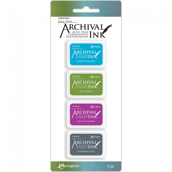 Kit Tinta Mini Archival Ink Set #2