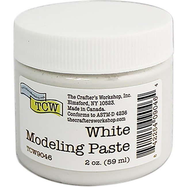 Pasta de Modelaje White 59 ml