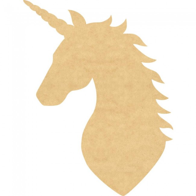Maderitas Wall Art - Unicorn