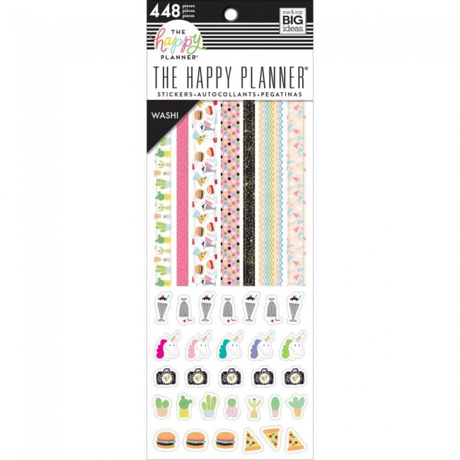 Librillo de Washi Tape Super Fun