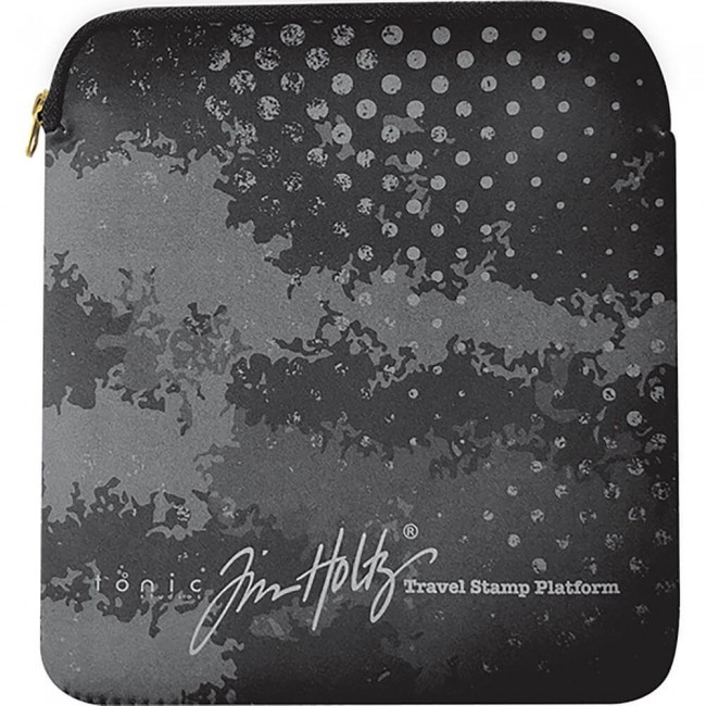 Funda Travel Stamp Platform de Tim Holtz