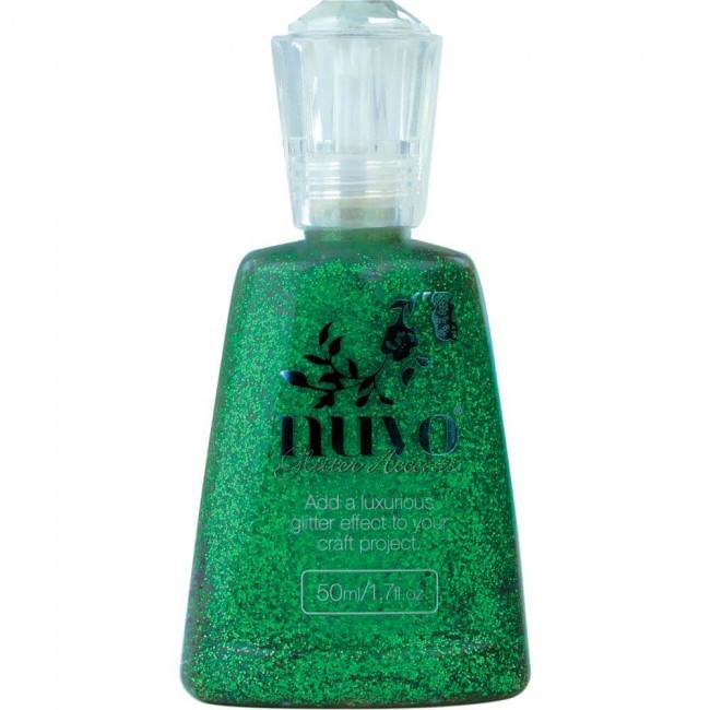 Glitter Accents Seasonal Pine