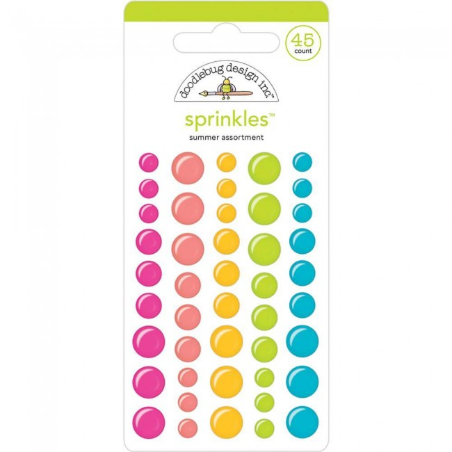 Enamel Dots Sweet Summer