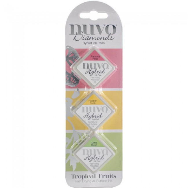 Nuvo Diamonds Hybrid Ink Tropical Fruits
