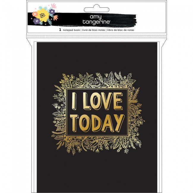 Cuaderno Amy Tangerine Shine On I Love Today