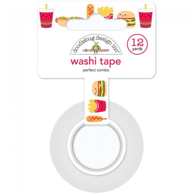 Washi Tape So Much Pun Perfect Combo