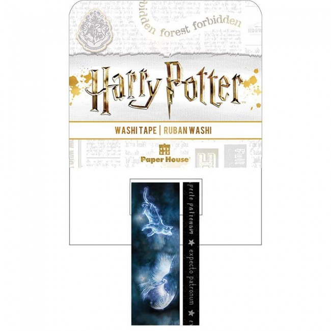 Set de Washi Tape Harry Potter Patronus