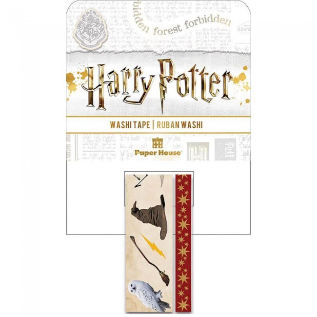 Set de Washi Tape Harry Potter Icons