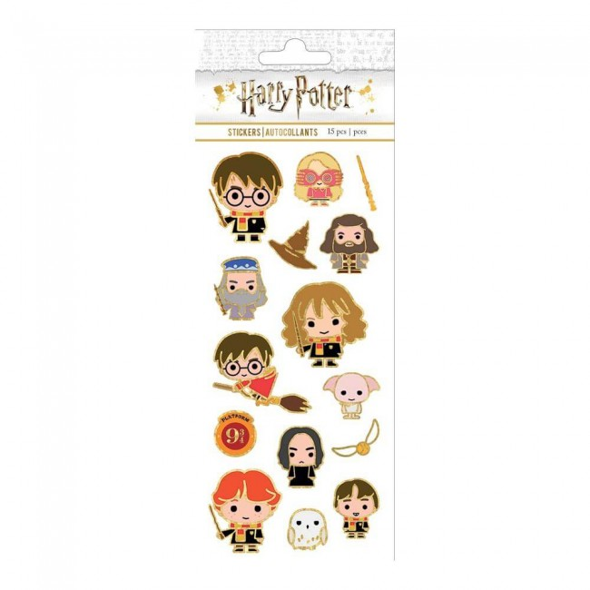 Pegatinas Harry Potter Characters