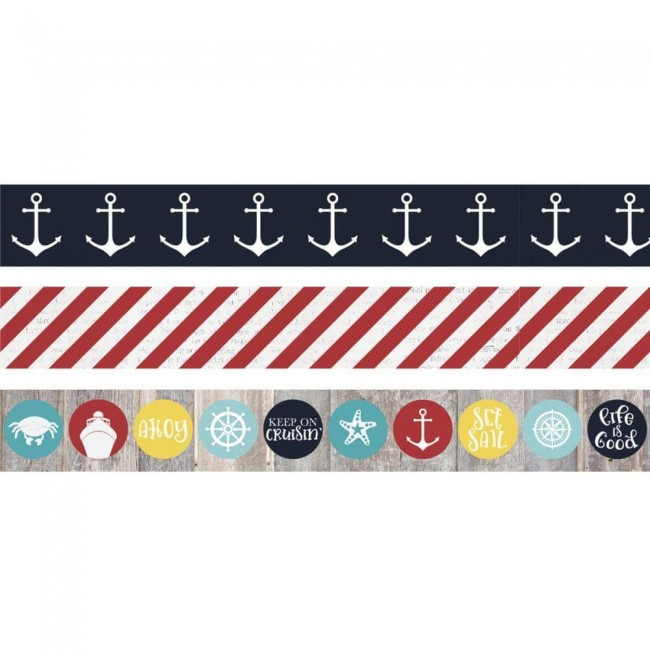 Set de Washi Tape Cruisin
