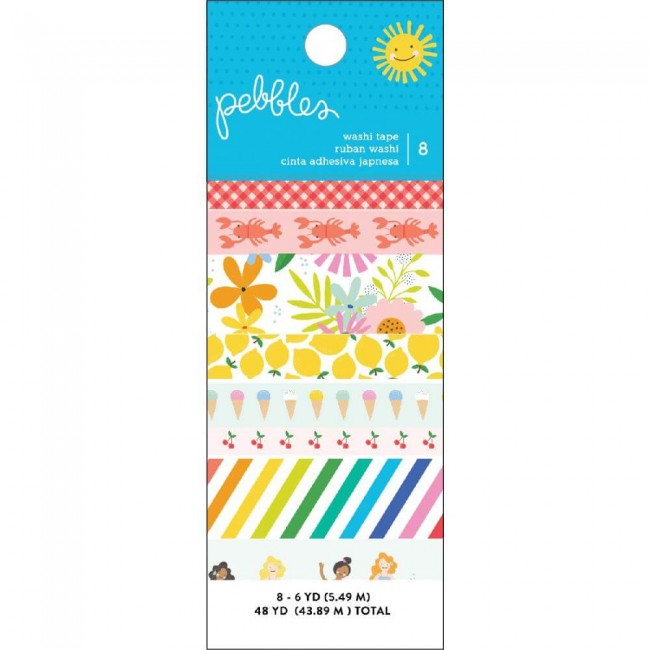 Set de Washi Tape Oh Summertime