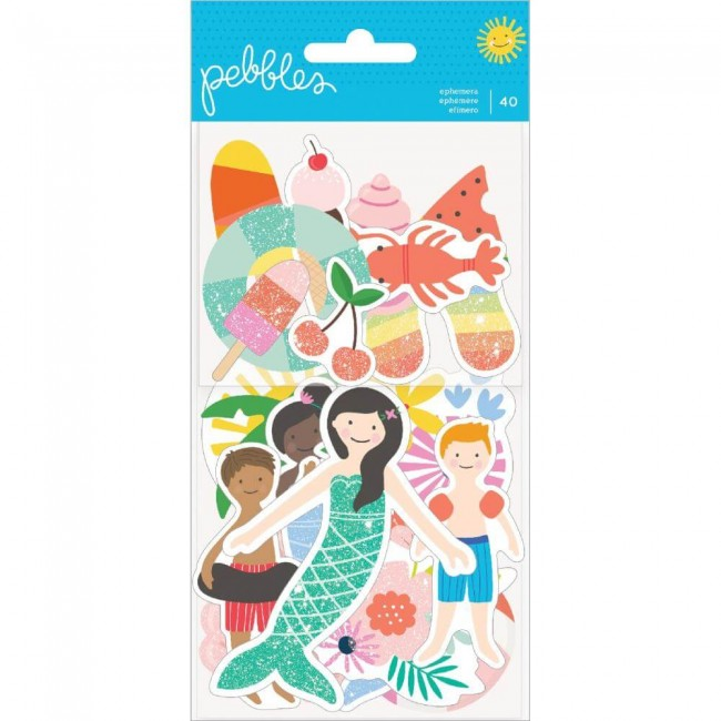 Die Cuts Oh Summertime Icons